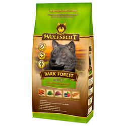 Wolfsblut Dark Forest Hundefutter, 15 kg