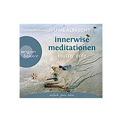 Innerwise Meditationen  1 Audio-CD - Hörbuch