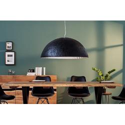 riess-ambiente Hängeleuchte GLOW 70cm schwarz / silber