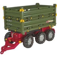 ROLLY TOYS rollyMulti Trailer Anhänger grün (125012)