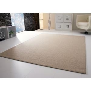 Designer Teppich Modern Berber Wellington in Hellgrau, Größe: 80x300 cm