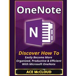 OneNote als Buch von Ace Mccloud
