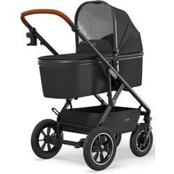 Moon Kombi-Kinderwagen Nuova Air, ; Kinderwagen schwarz