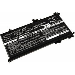Powery Akku für Laptop HP Pavilion 15 UHD / Pavilion 15-BC / Typ 849910-850, 11,55V, Li-Ion