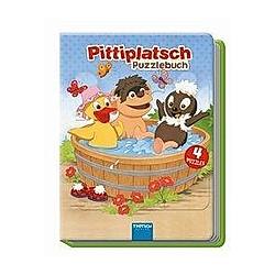 Pittiplatsch Puzzlebuch - Buch