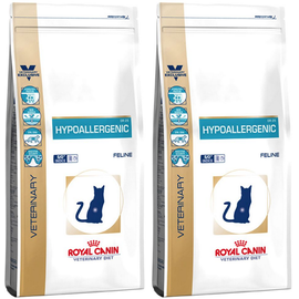 Royal Canin Hypoallergenic 2 x 4,5 kg