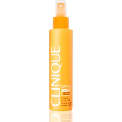 Clinique Sun Fettfreie Sonnenschutzmilch im Spray SPF 30 144 ml