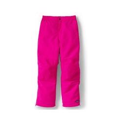 Skihose SQUALL, Kids, Größe: 134/140 Junge, Pink, Polyester, by Lands' End, Fuchsien Pink - 134/140 - Fuchsien Pink