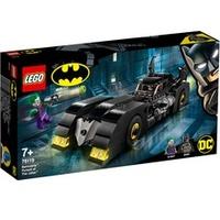 Lego DC Comics Super Heroes Batmobile: Verfolgungsjagd mit dem Joker (76119)