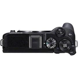 Canon EOS M6 Mark II Body schwarz