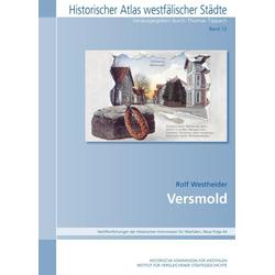 Versmold als Buch von Rolf Westheider