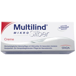 Multilind MIKRO Silber Creme