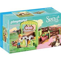 "PLAYMOBIL® 9480 Pferdebox ""Abigail & Boomerang"""