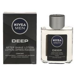 Nivea Men Deep Comfort 100 ml After Shave Lotion Aftershave ASL
