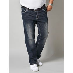 Jeans Men Plus Dunkelblau