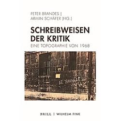 Schreibweisen der Kritik - Buch