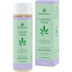 DermaSel Cannabis Ölbad Limited Edition Salbei