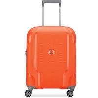 Delsey Clavel Slim 4-Rollen Cabin 55 cm / 35,11 l orange