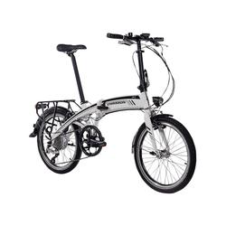 "CHRISSON, E-Bike EF1, 20 "", 8-Gang, 8.7 Ah weiß"
