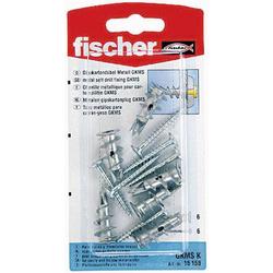 Fischer GKM SK Gipskartondübel 31mm 8mm 15158 6St.