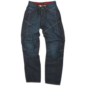 roleff Motorradhose Jeans blau 38