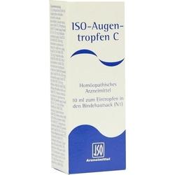 ISO-AUGENTROPFEN C 10 ml