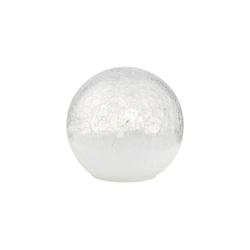 BUTLERS Tischleuchte GLOW IN THE DARK LED Glasball Ø 15cm
