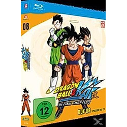 Dragonball Z Kai  Blu-ray Box 8 - DVD  Filme