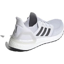adidas Ultraboost 20 M dash grey/grey five/solar red 46