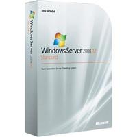 Microsoft Windows Server 2008 R2 Standard 64-Bit 5 CALs OEM EN