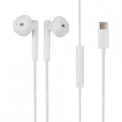 Huawei USB Typ C Stereo Headset CM33, USB Typ C, weiß, Bulk