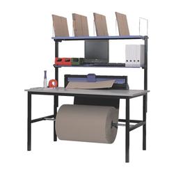 Packtisch »Modell 030« grau, THURMETALL, 160x188.5x84 cm