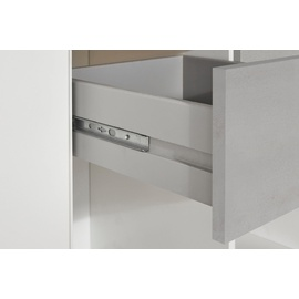 WIMEX Sideboard Sunny weiß/grau