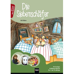 Die Siebenschläfer als Buch von Uli Führe