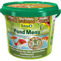 Tetra Fischfutter Pond Menü