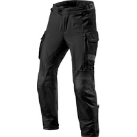 Revit Offtrack, Textilhose - Schwarz - 4XL