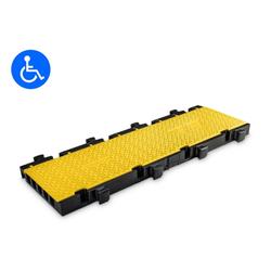 Defender Midi 5 2D Modulsystem Rollstuhlrampe, Mittelteil