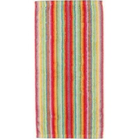 CAWÖ Life Style Streifen 7008 Handtuch (50x100 cm) multicolor