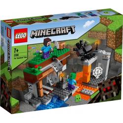 LEGO® Puzzle LEGO® Minecraft 21166 Die verlassene Mine, Puzzleteile
