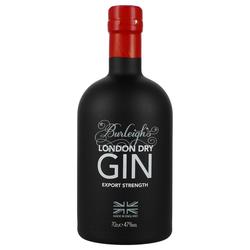 Burleighs London Dry Gin Export Strength 0,7L