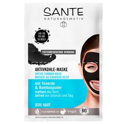 SANTE Aktivkohle-Maske 8 ml