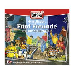 Fünf Freunde - Und Die Schatzräuber (Folgen 51, 82, 87) (CD)