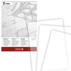 BRUNNEN Transparentpapier   DIN A4   60 g/qm 25 Blatt