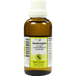 Xanthoxylon Komplex Nr.57 Dilution