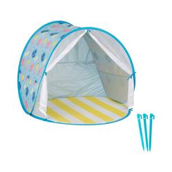 BABYMOOV Reisebett Babyzelt mit UV-Schutz, tropival