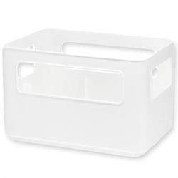 NUK Flaschenbox weiß