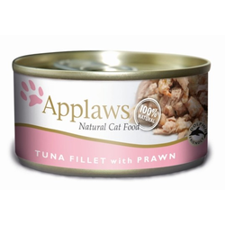 APPLAWS  Thunfischfilet & Garnele 156 g