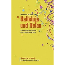 Halleluja und Helau - Buch