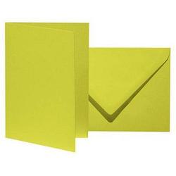 10 artoz Faltkarten mit Briefumschlägen Mosaic DIN B6
