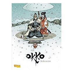 Das Buch der Leere / Okko Bd.5. Hub  - Buch